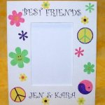 Retro Picture Frame - example