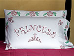 Princess Pillowcase - example