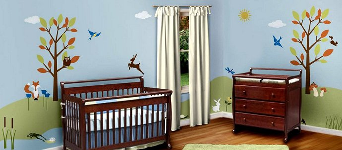 Mural Stencils Wall to Wall Stencils Products